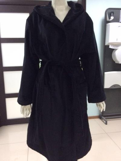 черный халат