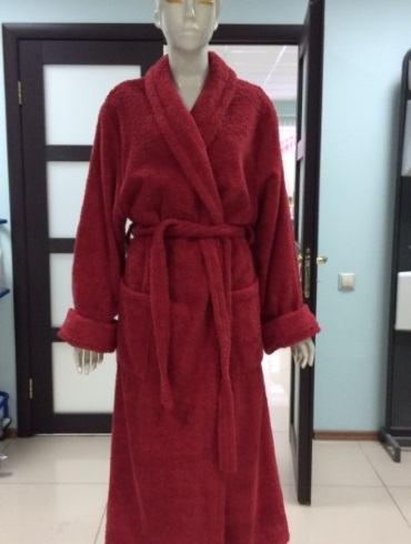 длинный халат