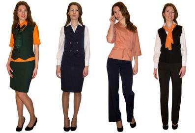 Мы осуществляем пошив любой корпоративной одежды: от униформы официантов...